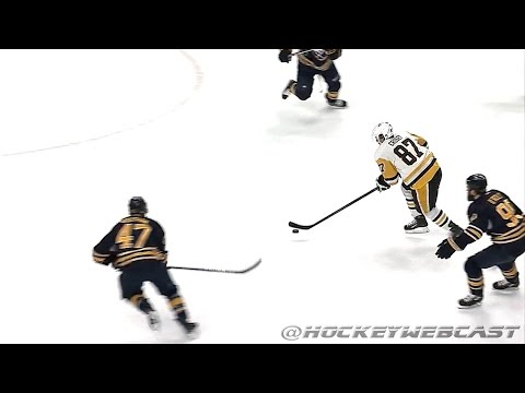 Sidney Crosby Goal Of The Year All Camera Angles Mar 21 2017 60FPS Triple Feed