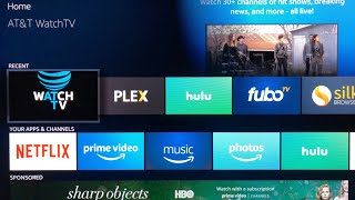 AT&T Watch TV :  Full Review