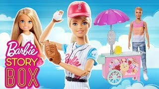 Barbie and Ken in the Baseball Sky Championship | Barbie
