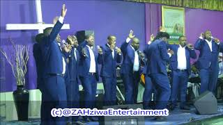 AbaNqobi Thina Silindele  Usuku WebaNgcwele Live Performance At  EThekwini Community Church