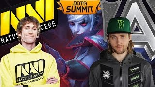 Navi vsAlliance (bo3) Summit 7— Dota 2