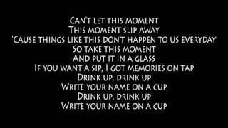 Train - Drink Up (Lyrics)