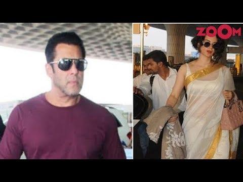 Xxx Mp4 Salman Khan39s COOL Look Kangana Ranaut39s TRADITIONAL Avatar Style Today 3gp Sex