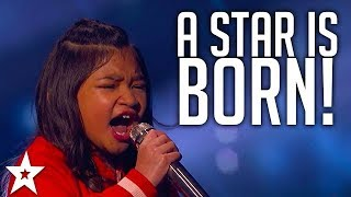 Angelica Hale Pulls Out An Amazing Vocal | America