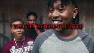 Smiley ft lil Gold - Watch Were You Step (Music Video)