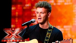 Ellis Lacy covers Backstreet's No Diggity | Auditions Week 3 | The X Factor UK 2015