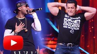 Salman Khan & Honey Singh To Perform LIVE At TOIFA 2016