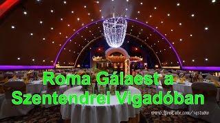 Aranyszemek -Egy szó elég --Roma Gálaest a Szentendrei Vigadóban! 2015.nov.7