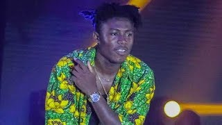 Danny Beatz performs 'Mede Kuku' at Ghana Meets Naija 2018