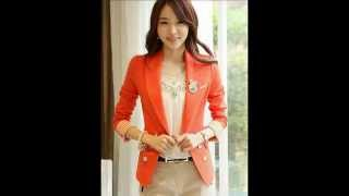 Uniform styles for office - fashionable work clothes - female office uniform designs
