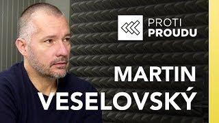 Rozhovor s Martinem Veselovským o moderování, médiích a DVTV