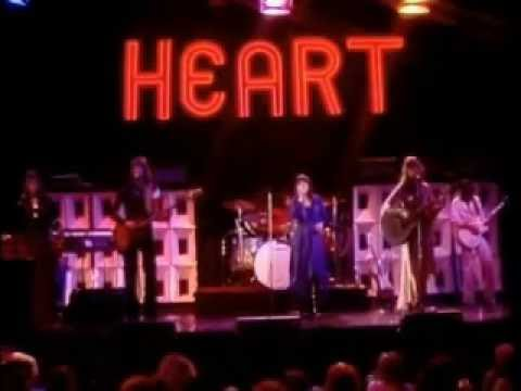 Heart Crazy On You live 1977
