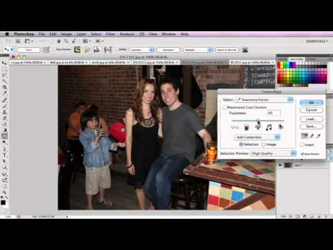 Photoshop s New Hover Hand Tool