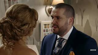 Coronation Street - Aidan Finally Confesses to His Affair With Maria