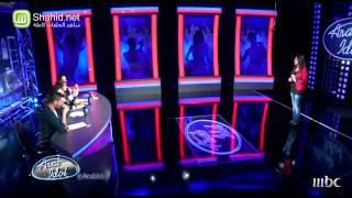 Arab Idol - تجارب الاداء - هايدى موسى