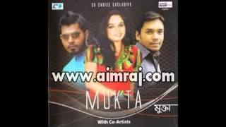 Download Bangla New Song kache aso na valobasona Mukta  3Gp Mp4