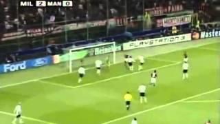 Ac Milan vs Man United Champions League Semi Final 2007 2nd half