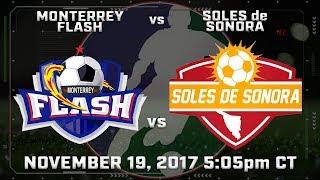 Monterrey Flash vs Soles de Sonora