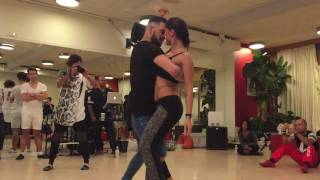 Daniel y Desiree - Sensual Day Stockholm 2016