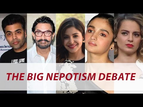 The Nepotism Debate: Who Said What About The Kangana And Karan Battle