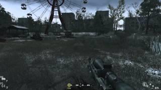 Call of Duty 4 : Modern Warfare - Acto 2 Mision 3 Un tiro, un muerto  - Español HD