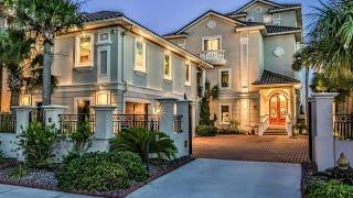 A True Living Masterpiece in Destin, Florida