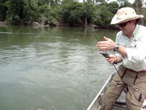 Traíra 15kg Pesca Esportiva out 2009 Rio Verde MT