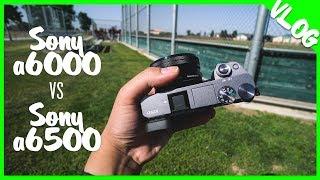 Shooting VLOG: Sony a6000 vs Sony a6500 + Sony FE 2X Extender