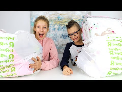 Xxx Mp4 Shopping For Our Baby Sister Challenge 3gp Sex