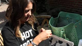 Louise Thompson hand bag rumage || Made In Chelsea special