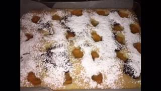 Marillenkuchen nach Omas Rezept