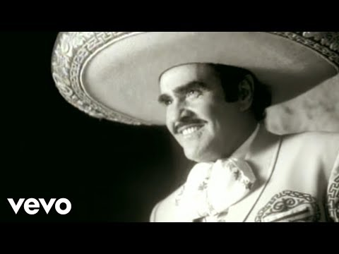 Vicente Fernández Sublime Mujer Video
