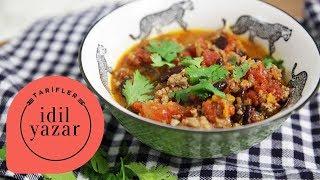 Chili Con Carne Tarifi | Kıymalı Meksika Fasulyesi Tarifi | İdil Yazar ile Yemek Tarifleri