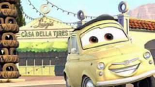 CARS Motori Ruggenti - I Protagonisti del Film