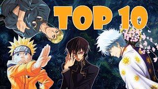 En Çok Sevdiğim 10 Anime Serisi