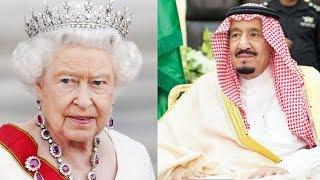 ۵ واقعیت درباره سلمان بن عبدالعزیز آل سعود پادشاه عربستان و الیزابت دوم ملکه انگلستان