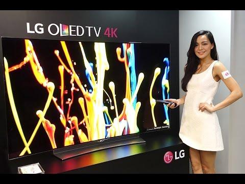 電視界首部支援 HDR 的4K - LG OLED 4K TV