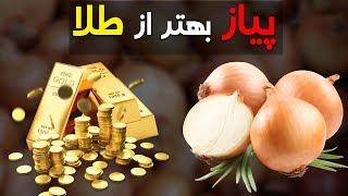پیاز بهتر از طلا با 64 خواص مهم - کابل پلس | Kabul Plus