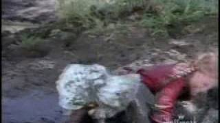 Nellie and Laura Catfight.wmv