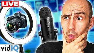 How to Get More Views and Subscribers Through Tech Upgrades + Channel Audits