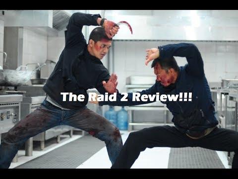 The Raid 2 Review!!!!