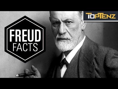 Xxx Mp4 Top 10 Insane Facts About Sigmund Freud 3gp Sex