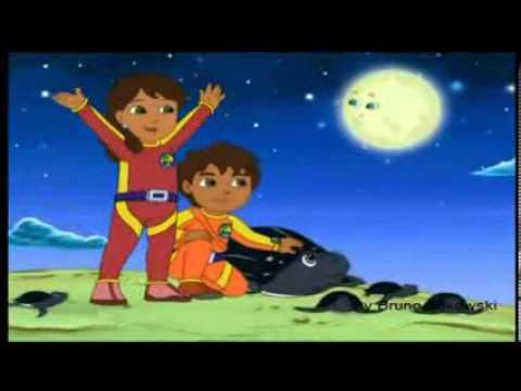 Go Diego Go O Brilho da Lua