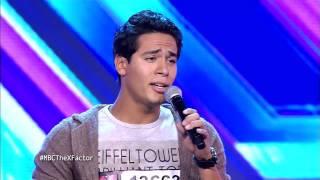 MBC The X Factor أحمد حسن - مُغرم - تجارب الأداء