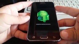 HARD RESET Samsung Galaxy J2 formatear de fabrica