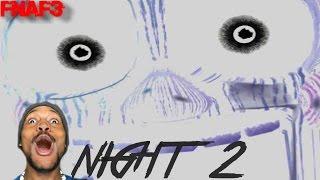 BALLOON BOY SCARE?! NOOooOo | Five Nights At Freddy's 3 (Demo) - Night 2 Complete