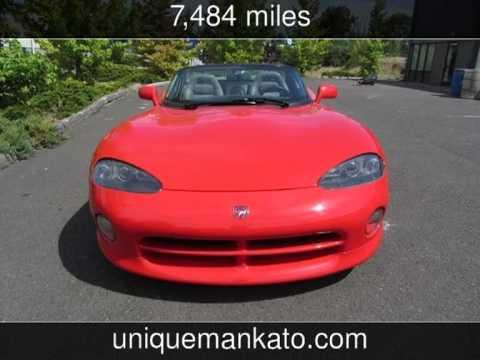 Xxx Mp4 1994 Dodge Viper Sports Car Used Cars Mankato Minnesota 2013 08 31 3gp Sex