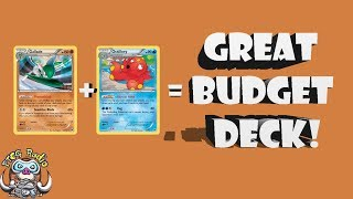 Great New(ish) Budget Pokémon Deck! - Octillery / Gallade!