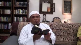 Tafsir Surah An-Nisa' Ayat 11 - Ustaz Amir, Doha Qatar, 16 December 2014