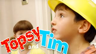 Topsy & Tim 204 - BUSY BUILDERS | Topsy and Tim Full Episodes